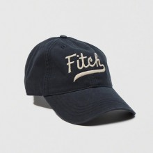 A&F TWILL LOGO CAP