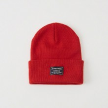 A&F TURN UP BEANIE