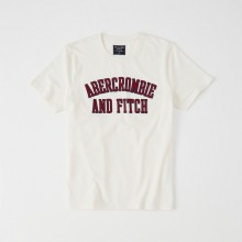 APPLIQUE LOGO TEE