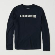 ЛОНГСЛИВ ABERCROMBIE & FITCH