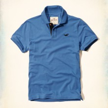 POP PLACKED POLO