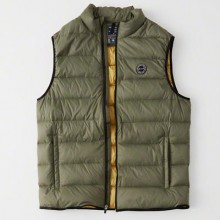 DOWN-FILLED LIGHTWEIGHT VEST