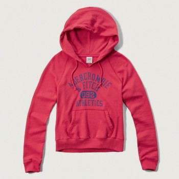 A&F PULLOVER HOODIE