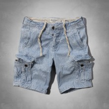 IШОРТЫ КАРГО ABERCROMBIE FITCH